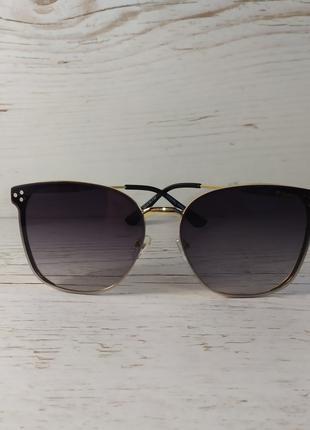 Очки, женские очки, квадратные очки.