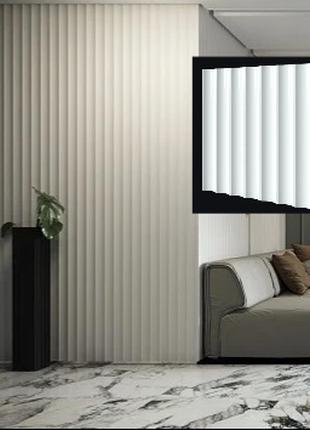 """Гипсовые Панели """"Спарта"""" ⋆ монтаж 3д панели на стену (063)1210213"""