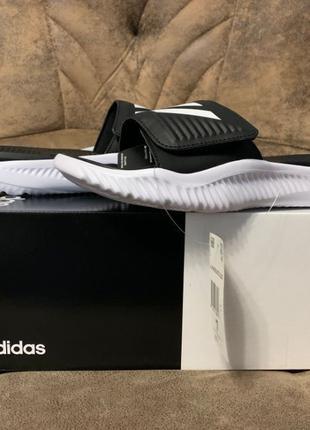 Тапки Тапочки Сланцы Шлепанцы Шлепки Вьетнамки Adidas Alphabounce