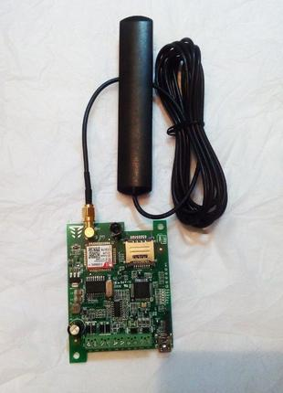ПСО ОРИОН для приборов охранной сигнализаци. Подключение по GSM.