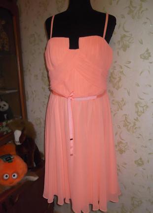 Нарядное платье бренд oasis