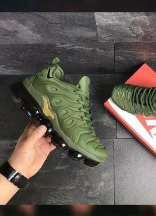 Nike air чоловічі кросівки зелені, найк аир кроссовки мужские