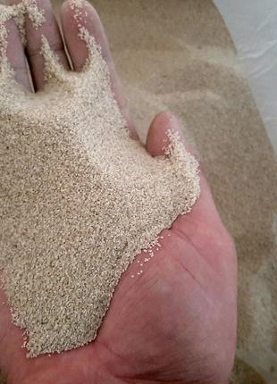Песок Сухой Кварцевый Купить Для Пескоструя Отсыпки Полей Опт-роз