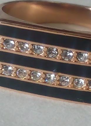 Мужское кольцо - печатка ( медицинское золото).