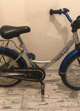 Велосипед детский БУ для 6-8 лет