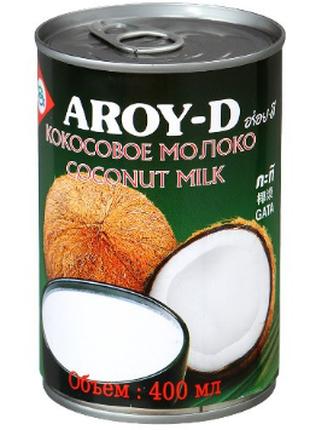 Кокосовое молоко AROY-D 400мл extract 60% Отличненько! Из этого м