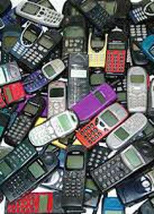 Мобильные телефоны ретро