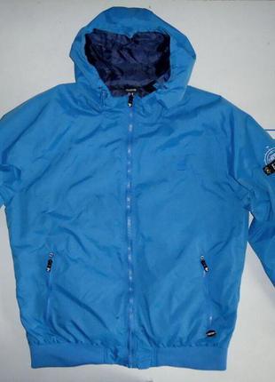 Куртка firetrap ft-93 с капюшоном (xl)