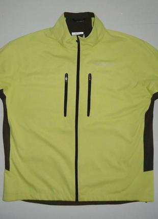 Куртка columbia interchange softshell jacket оригинал xl