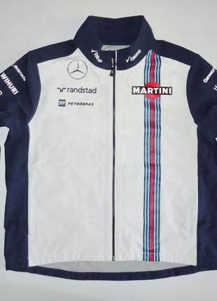 Куртка williams racing hackett f1 размер xxl