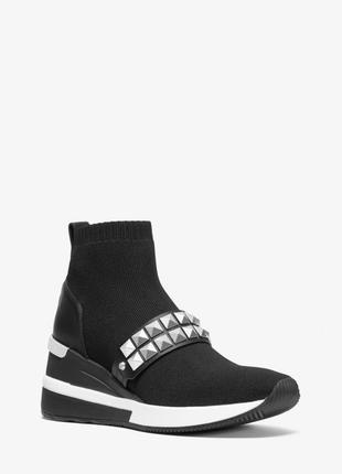 Сникерсы  michael kors sock sneaker