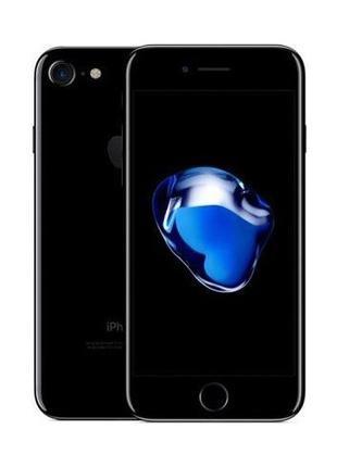 Iphone 7 jet black (128gb)