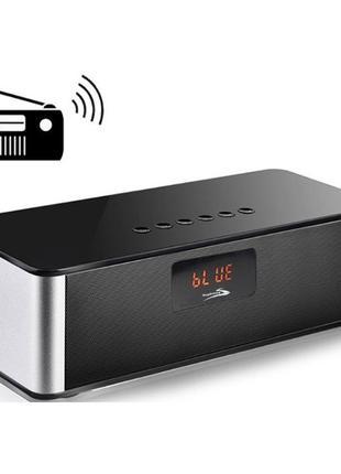 Портативная колонка Aspiring InterHit 21 с FM радио и будильником