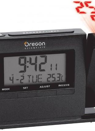 Проекционные часы с термометром Oregon Scientific TW223