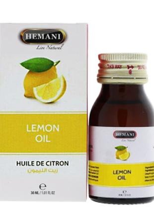 Купить Масло Лимона Хемани 30мл. в Киеве, Украине