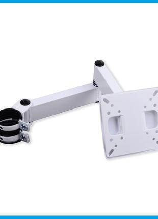Крепление телевизора/монитора на стоматолог кресло КВАДО К-110