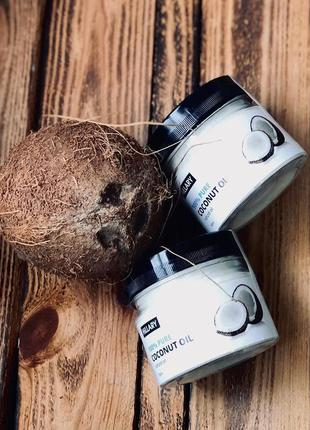 Кокосовое масло coconut oil 100мл