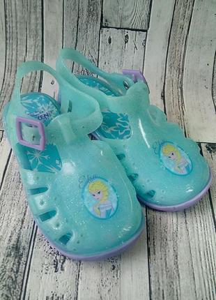 Желейные сандали george силиконовые босоножки размер 24 15 см ...