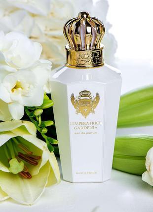 Noble Royale L'Imperatrice Gardenia_Оригинал EDP_2 мл затест