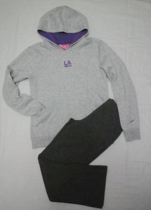 Комплект: кенгурушка и спортивные брюки на 10 -12 лет