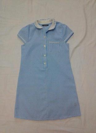 Платье george на р 110-116 см 5-6 лет для дома