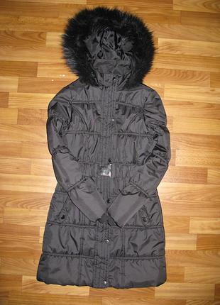продам теплое пальто Tammy на 12-13 лет