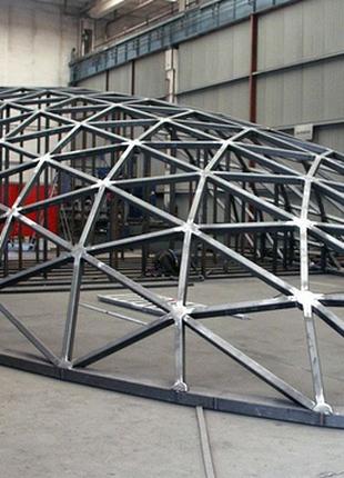 Нестандартные металлоконструкции проектировка и изготовление
