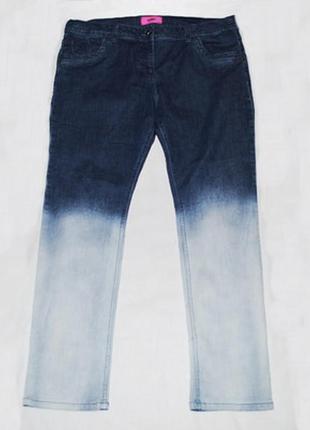 Женские джинсы-узкачи р-р 18 наш 52