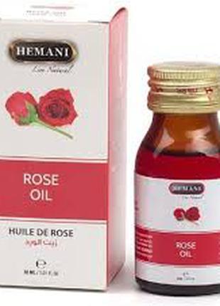 Эфирное Масло Розы 30мл. от компании Хемани