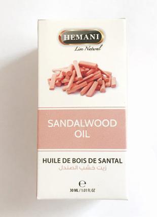 Сандалавое Масло 30мл из Пакистана компании Хемани