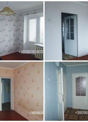 продам 3к квартиру пгт Акимовка Запорожская область