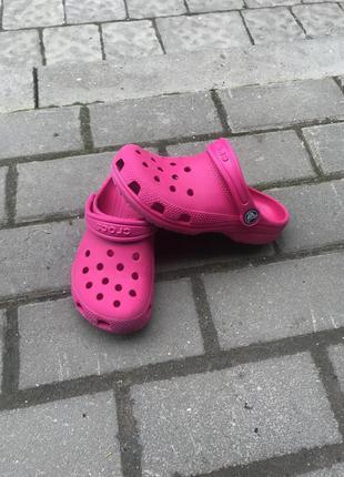 Кроксы crocs оригинал с12