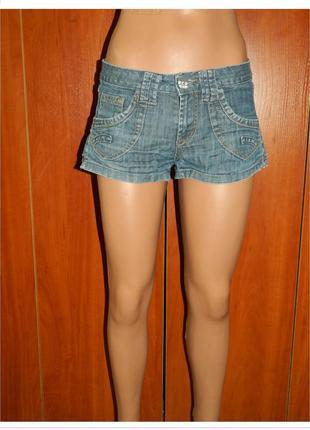 Шорты джинсовые женские размер 42-44