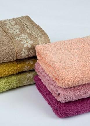Полотенца для рук и лица