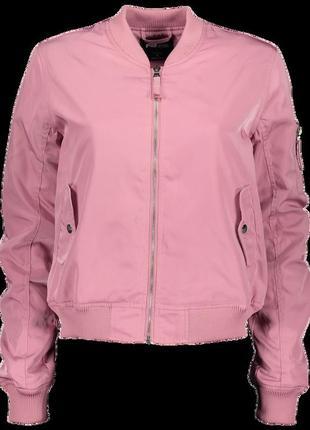 Новая женская демисезонная куртка бомбер ветровка new yorker