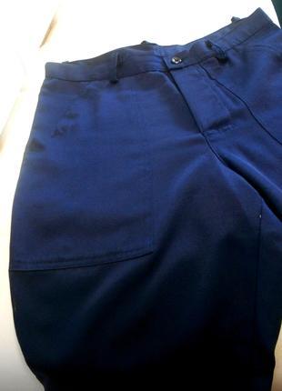 Штаны (брюки) рабочие (спец одежда, роба)