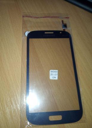 Тачскрин для SAMSUNG i9060 Galaxy Grand Neo тёмно-синий