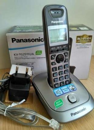 Радіотелефон PANASONIC KX-TG2511UAM