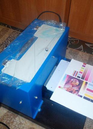 Текстильный принтер. Прямая печать