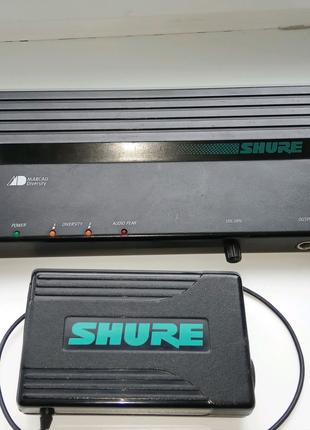 SHURE T4G гитарная радиосистема