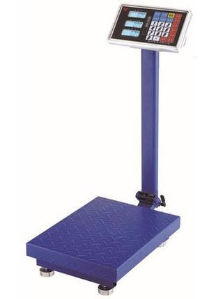 Весы товарные электронные платформенные Domotec 350 - 40*50F