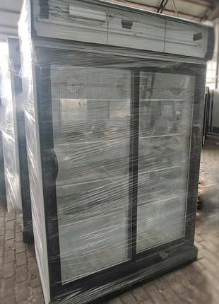 Холодильный шкаф витрина купе Frigoglass