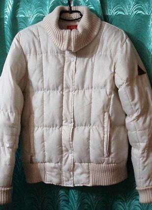 Куртка женская на холодную осень-весну, 48 размера