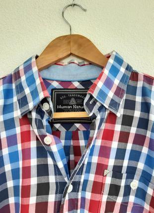 Рубашка сорочка human nature