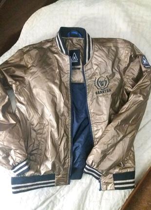 куртка ветровка бомбер gaastra