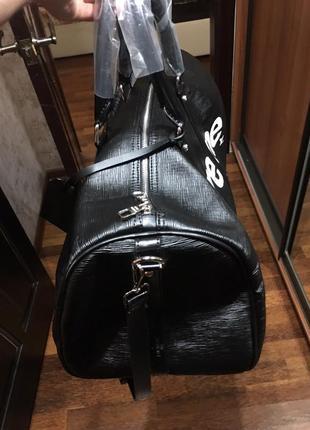 Скидка 35%.люкс качество.дорожная сумка в самолёт,ручная кладь.