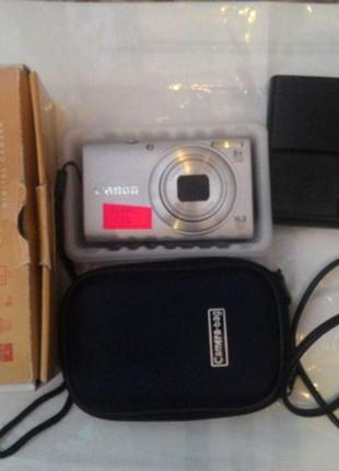 Canon PowerShot a4000is (не рабочий механизм объектива)