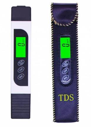 Солемер измеритель качества воды TDS EC YL-TDS2-A
