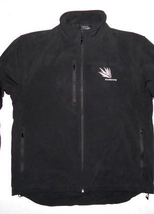 Куртка silverstone софтшелл черная xl