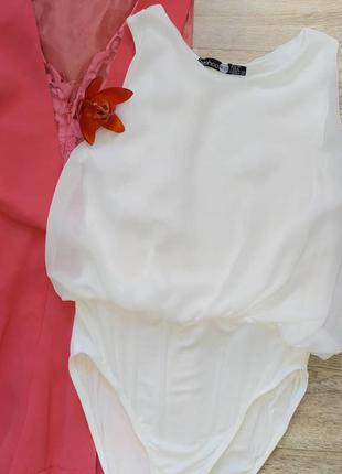 Боди блуза